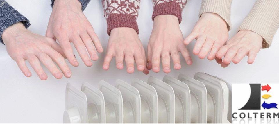 Colterm întrerupe căldura