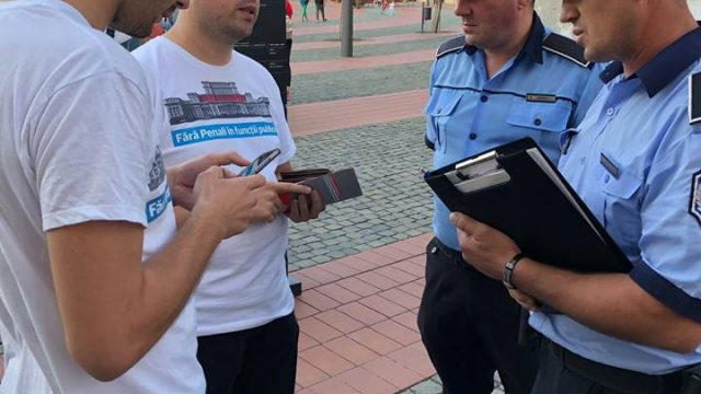 Polițiștii lui Robu