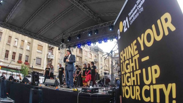 Timișoara Capitală Europeană a Culturii