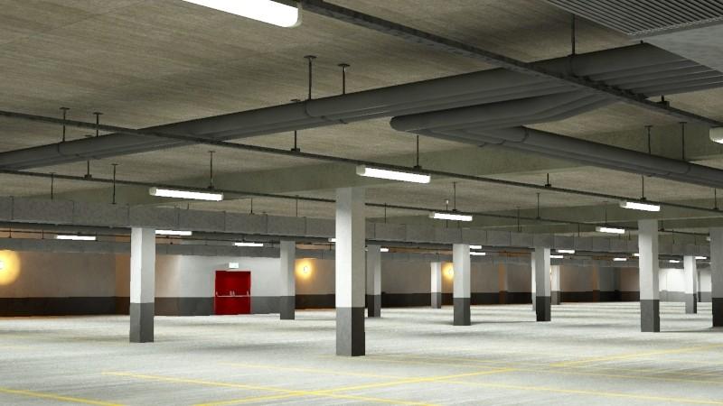 Sub Parcul Civic nu se face parcare subterană, dar se va lucra la una în faţa Hotelului Central