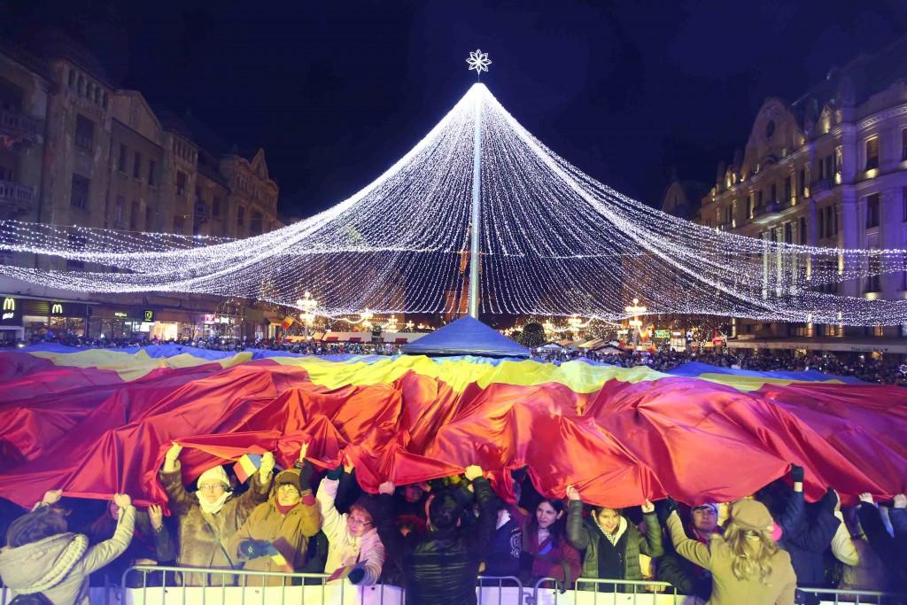 Târgul de Crăciun Timișoara