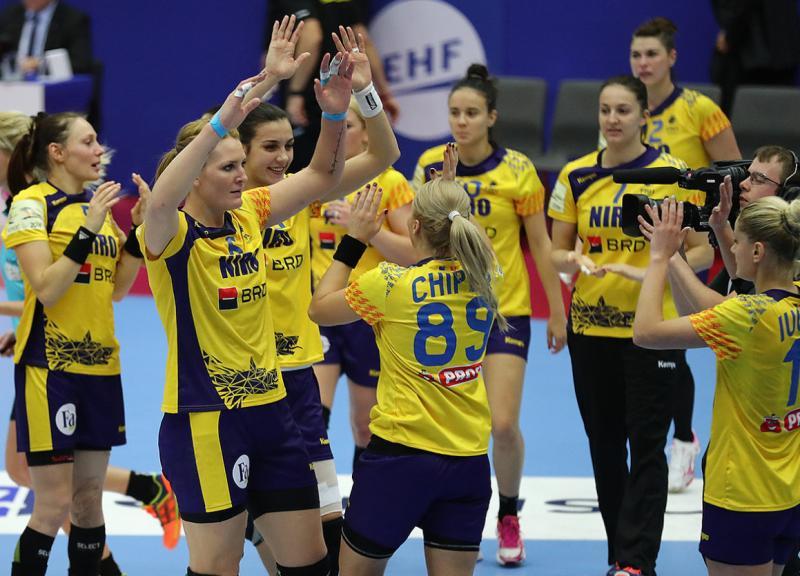 România handbal feminin