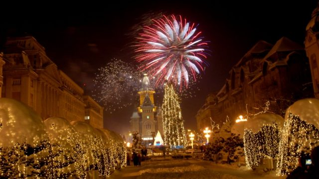 Timisoara Revelion