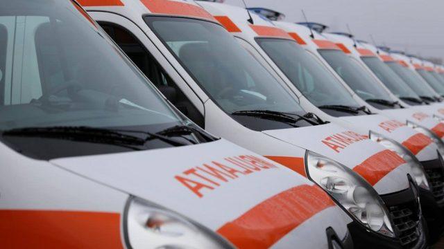 noi ambulanțe