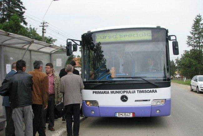 Autobuz Asociatia de Transport Metropolitan