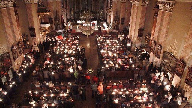 catolici Paște