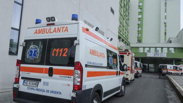 ambulanță Parța