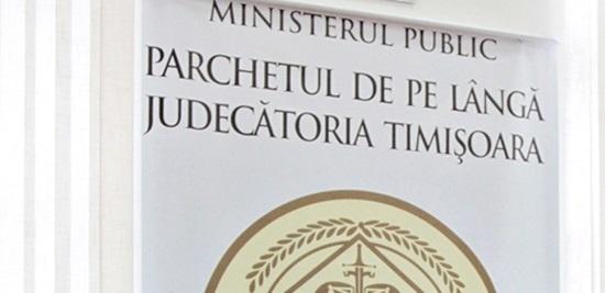 Parchetul de pe lângă judecătoria Timișoara