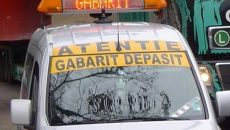 Transport agabaritic