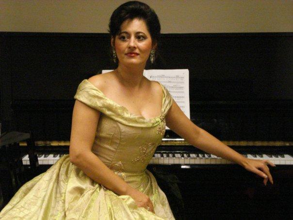 mezzosoprana Aura Twarowska