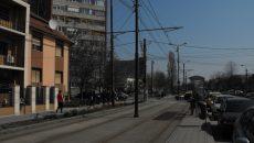 Calea Bogdăneștilor, linii de tramvai