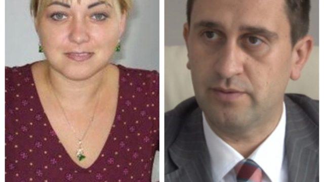 Mihaela Ignat și Sorin Susanu