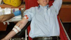 Acțiune de donare de sânge