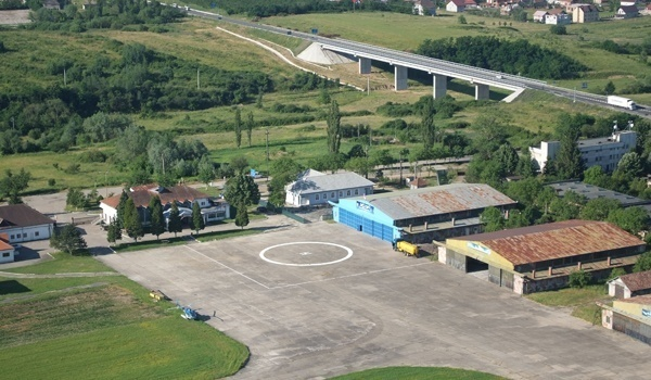 Aeroportul din Caransebeș