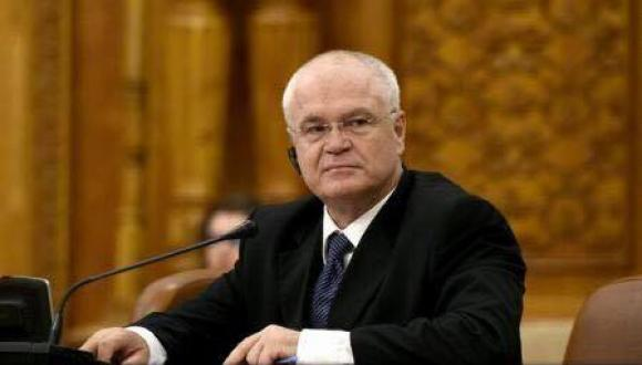 Eugen Nicolicea, propus să preia ministerul Justiției
