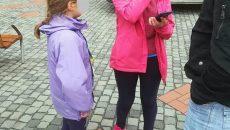 Fetiță pierdută în Timișoara