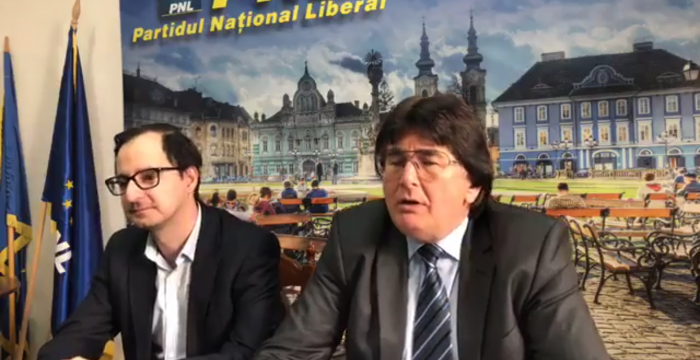 Raul Pătrașcu și Nicolae Robu