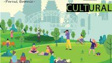 Picnic cultural in Parcul Botanic