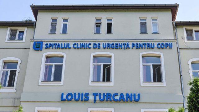 Spitalul Clinic pentru Copii Louis Țurcanu