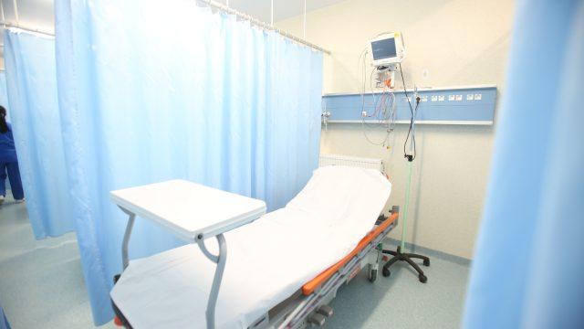 Unitatea de Primiri Urgente a Spitalului Judetean Timisoara se extinde cu bani europeni