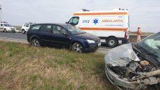 Accident rutier în Timiș