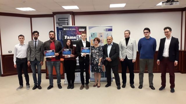 Concursul FameLab 2019, organizat de Universitatea Politehnica Timișoara