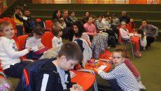 Arhitectura românească, admirată de copii, în Italia