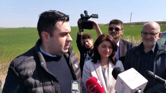Ministrul Transporturilor, Razvan Cuc