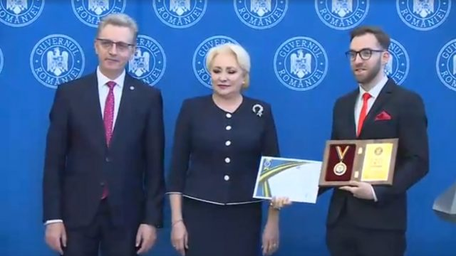 Medalie de aur la Geneva pentru Universitatea Politehnica Timișoara