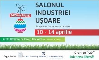 Salonul Industriei Ușoare, ediție dedicată Sărbătorilor Pascale