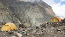 Expediția pe Dhaulgiri a alpinistului Horia Colibășanu, amenințată de un uragan