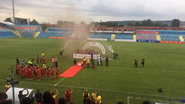 Fortuna Becicherecu Mic pierde finala Cupei României la fotbal feminin