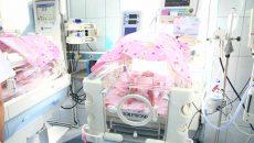 Aparatură medicală, donată de Salvați Copiii