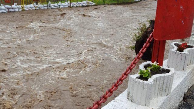 Alertă de inundații în Timiș