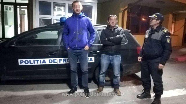 Albanezi, prinși la frontieră, în Timiș și Caraș-Severin