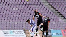 ACS Poli, învinsă 3-0 de U Cluj