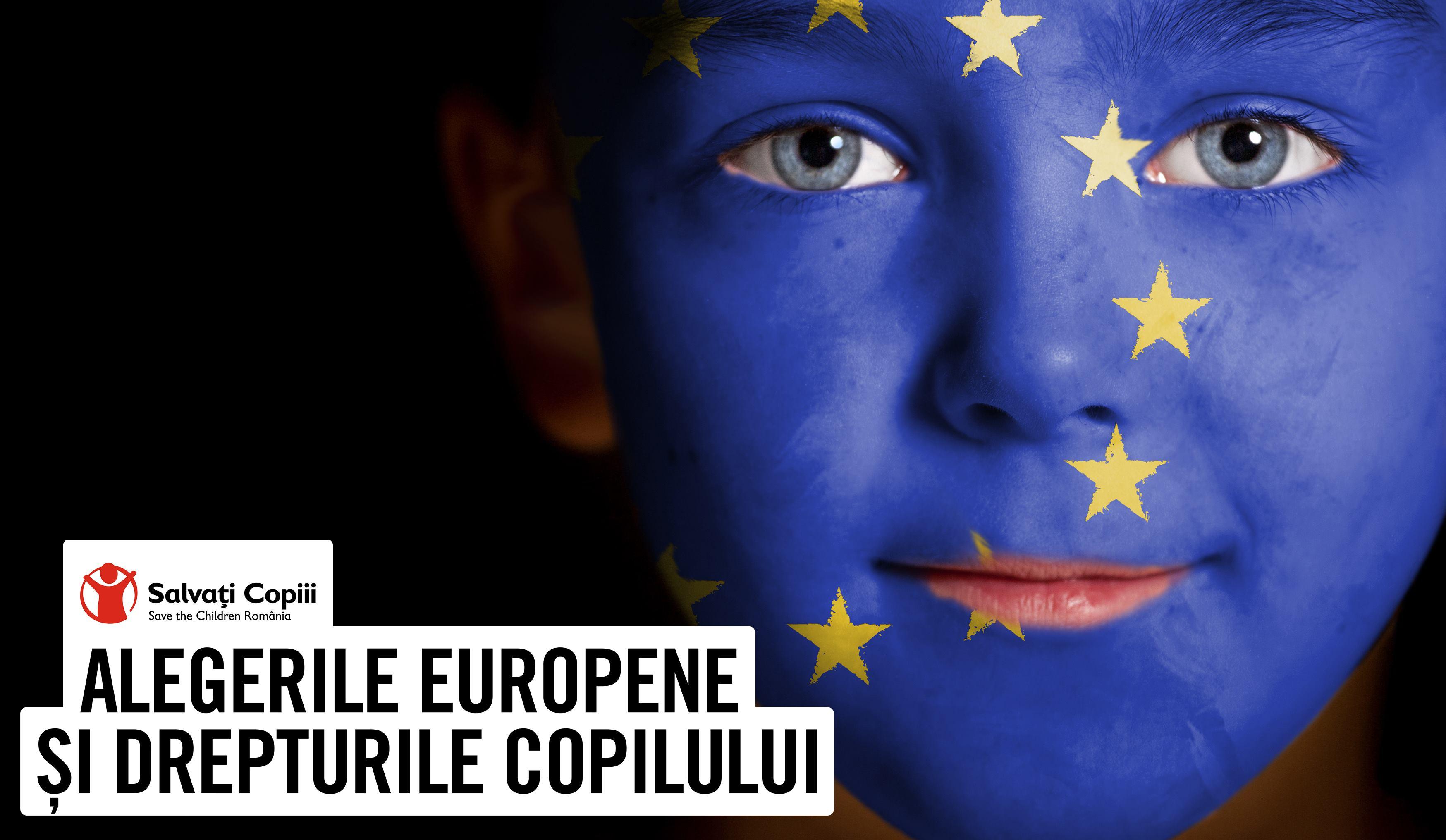 Candidații la alegerile europarlamentare, bombardați cu întrebari de Salvați Copii