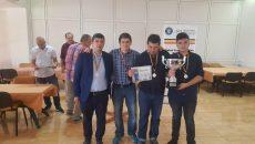 CSC Ghiroda câștigă Cupa României la șah