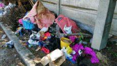 rampa de gunoi ilegala