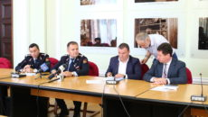 Trei noi autospeciale pentru pompierii din Timiș cu bani europeni