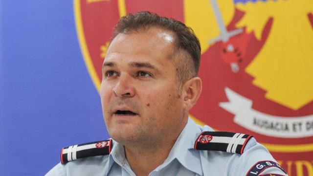 Florin Mihoc, ISU Timiș