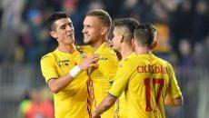 România, victorie în fața Croației la Campionatul European U21