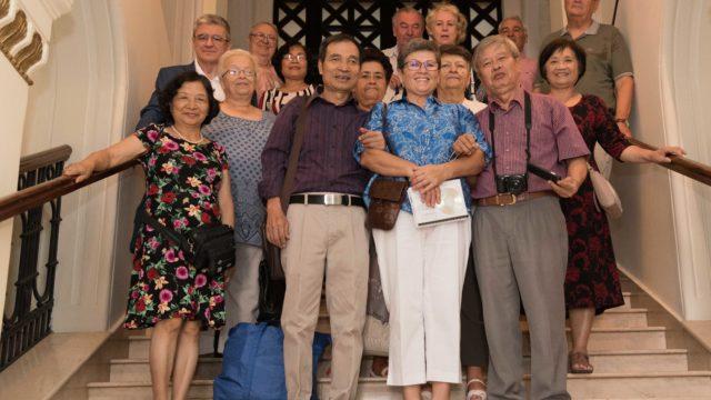 Vizita din Vietnam