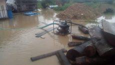 Inundații în Timiș