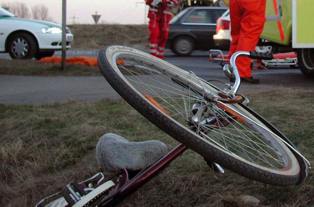 Biciclist mort pe patul de spital, după un accident care a avut loc în Cenad