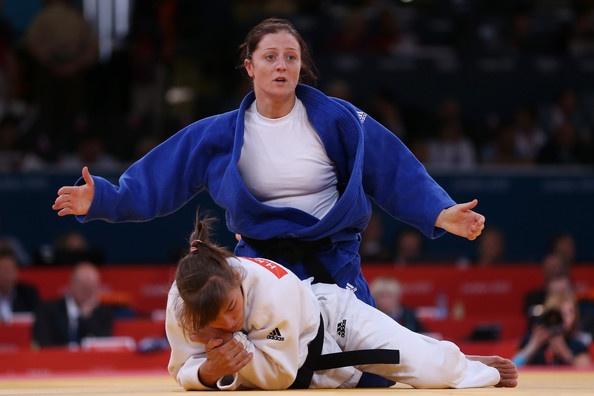 Corina Căprioriu renunța la viața sportivă