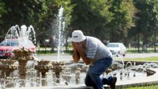 Disconfort termic ridicat în vestul țării