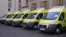 Zeci de microbuze pentru transportul elevilor sunt așteptate în Timiș