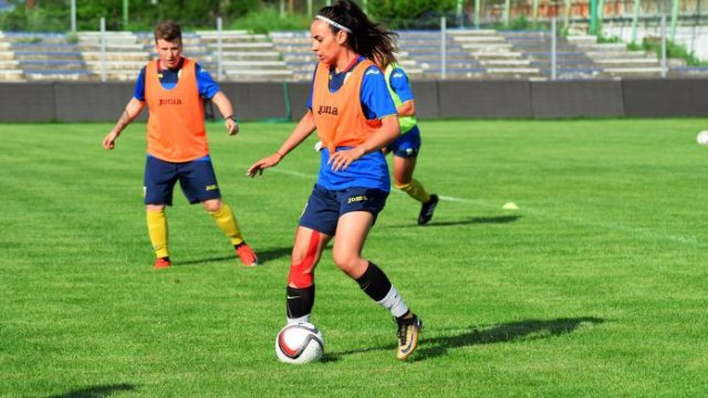 Naționala României de fotbal feminin