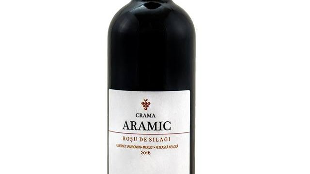 Vinurile Aramic, premiate la Wine Contest Bucharest